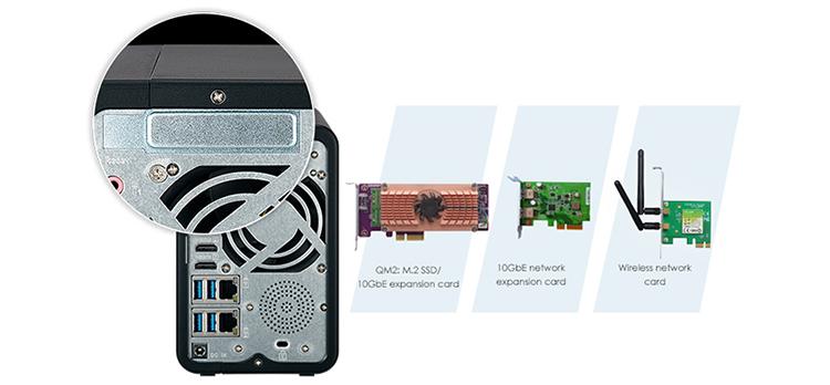 انتخاب سخت افزار دلخواه برای درگاه PCIe