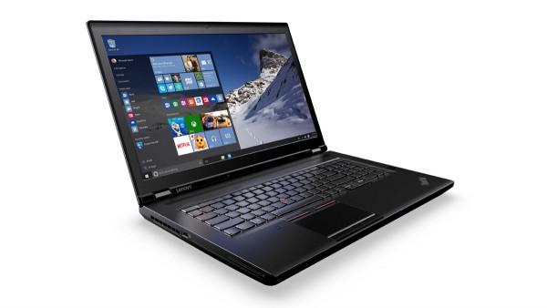 لپ تاپ های جدید Lenovo مجهز به cpu های xeon و گرافیک quadro.