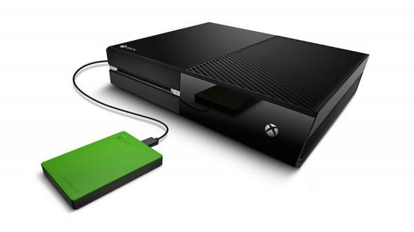 سی گیت هارد اکسترنالی را مخصوص Xbox One تولید نموده است