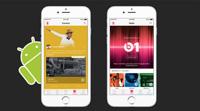 Apple Music برای اندروید