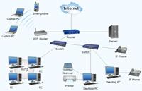 طراحی و اجرا زیرساخت اجزای مراکز داده با توجه به استاندارد زیرساخت TIA-942