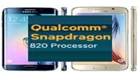 نیمی از گوشی های هوشمند گلکسی S7 با پردازشگر اسنپدراگون 820 و نیمی دیگر با پردازشگر Exynos 8890 به بازار می آیند !