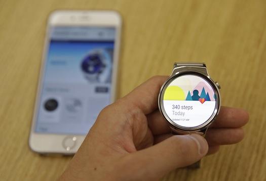 برنامه ی گوگل برای اتصال ساعت های هوشمند اندرویدی به آیفون