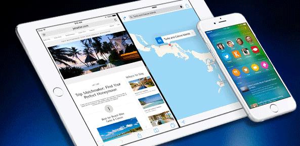 اپل نسخه ی دوم آزمایشی iOS9 را ارایه نمود