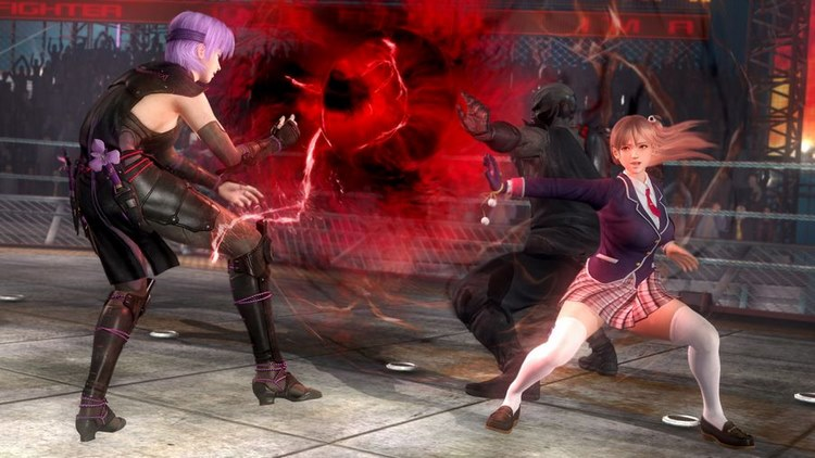 بازی رایگان Dead or Alive 5 last round: Core Fighters