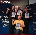 افتخارات فوق العاده MSI در کسب جوایز سخت افزار اروپا در سال 2016