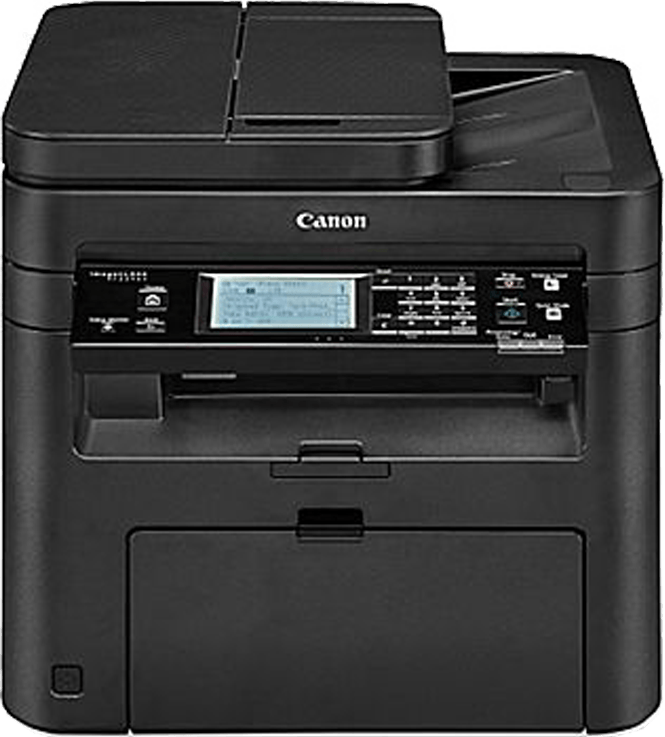Canon mf216n for Canon printer templates