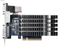 ASUS 710-2-SL 2GB DDR3 64BIT GRAPHICS CARD