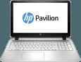 HP PAVILION 15-p112ne SILVER NOTEBOOK