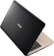ASUS K555LN-DM302D BLACK NOTEBOOK