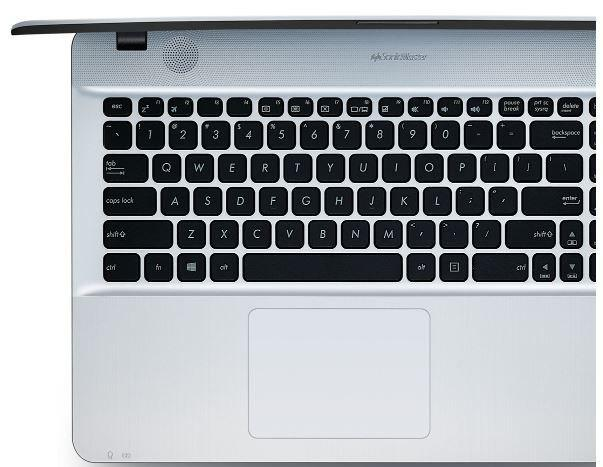 لپ تاپ VIVOBOOK MAX A541UV GQ1277، کیبورد و تاچ پد