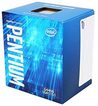 سی پی یو اینتل Pentium G4400