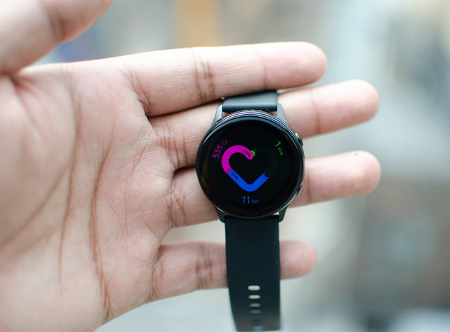 SAMSUNG GALAXY WATCH ACTIVE SM-R500