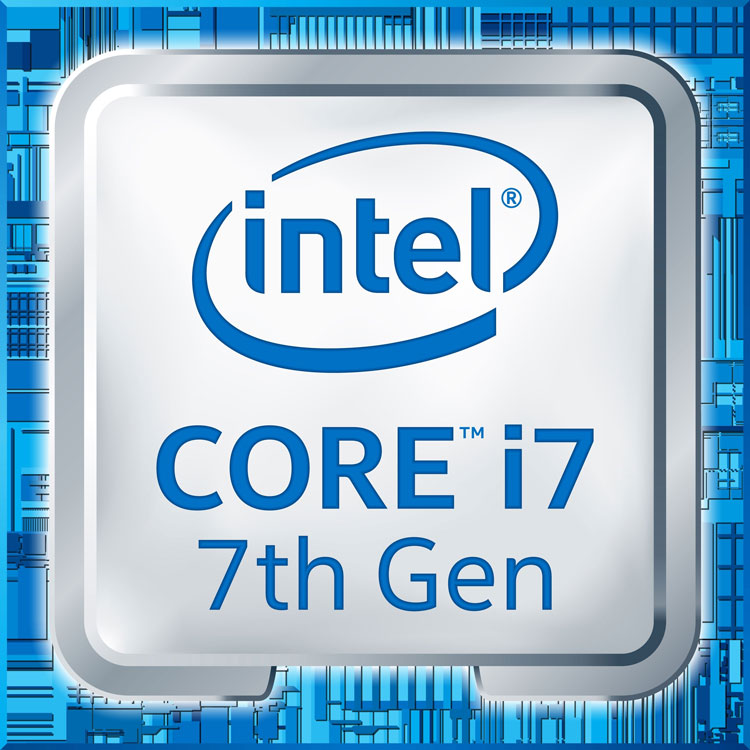 Cpu لپ تاپ GE62 7RE Camo Squad Limited Edition، مدل Intel CORE i7 7700HQ