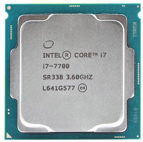 سی پی یو اینتل Core i7 7700